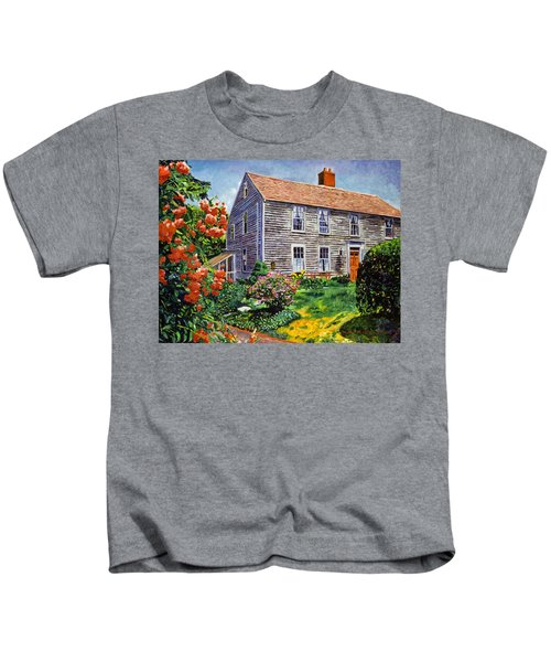 Country House Cape Cod Kids T-Shirt