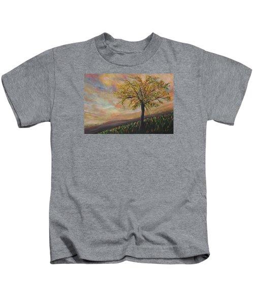 Country Morn Kids T-Shirt