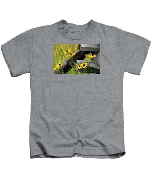 Country Roads Kids T-Shirt