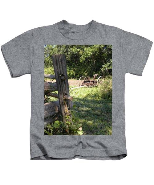 Country Work Kids T-Shirt