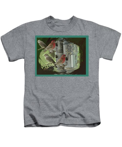 Couples Kids T-Shirt