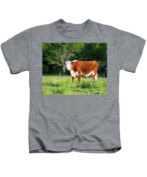 Cow #1 Kids T-Shirt