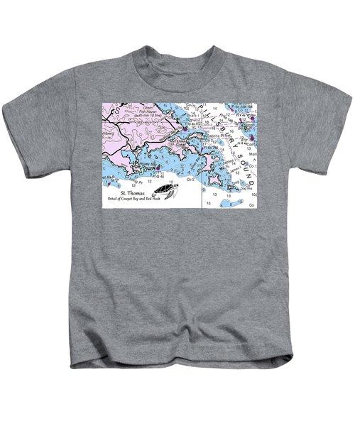 Cowpet Bay Kids T-Shirt