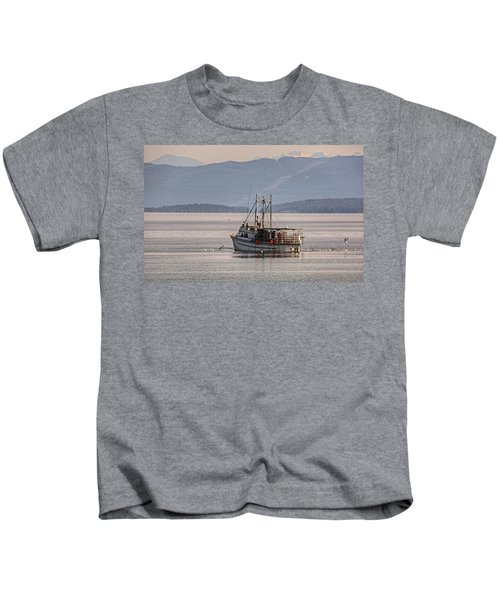 Crabbing Kids T-Shirt