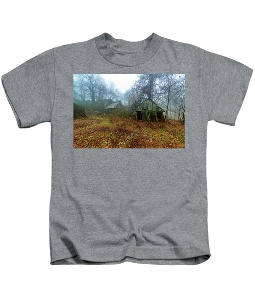 Creepy House Kids T-Shirt
