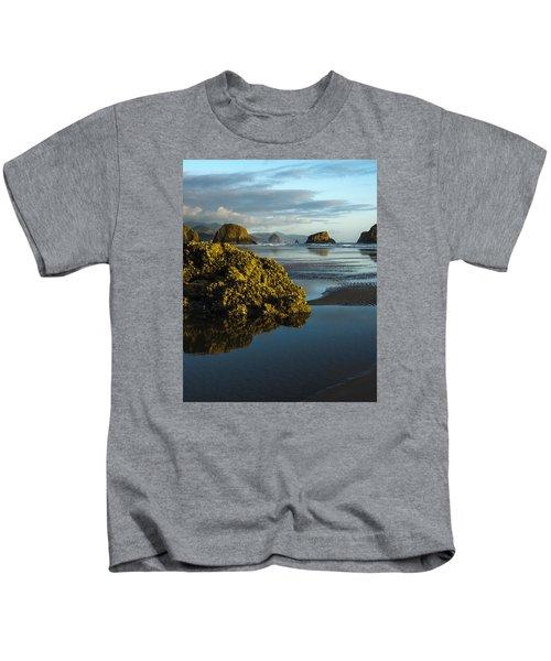 Crescent Beach Kids T-Shirt