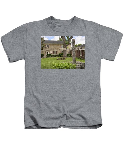 Crime And Punishment Kids T-Shirt