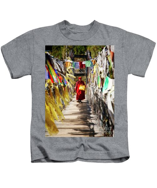 Crossing Over Kids T-Shirt