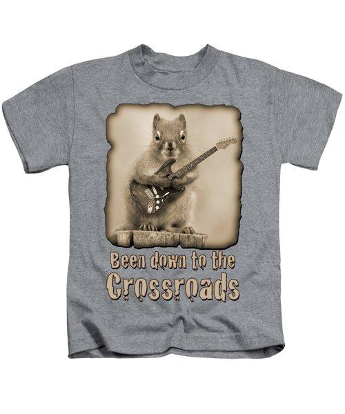 Crossroads-shirt Kids T-Shirt