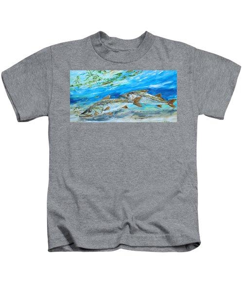 Cruising Snook Kids T-Shirt