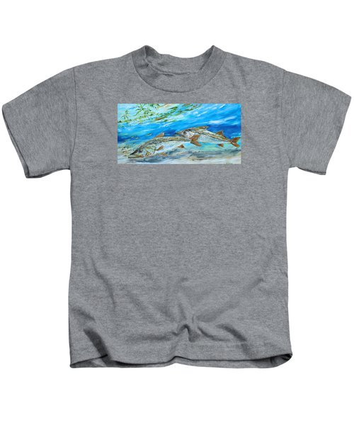 Cruising Snook Kids T-Shirt