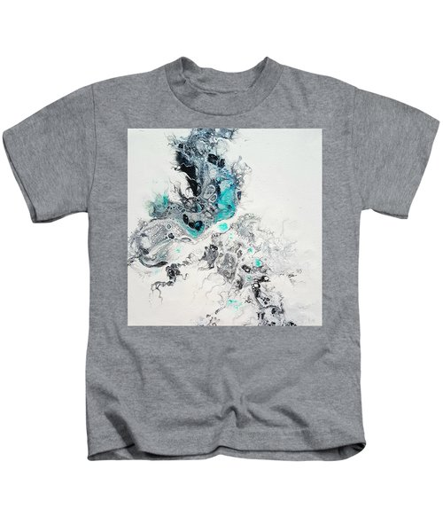 Crystals Of Ice Kids T-Shirt