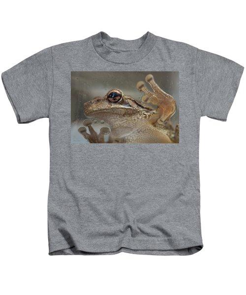 Cuban Treefrog Kids T-Shirt