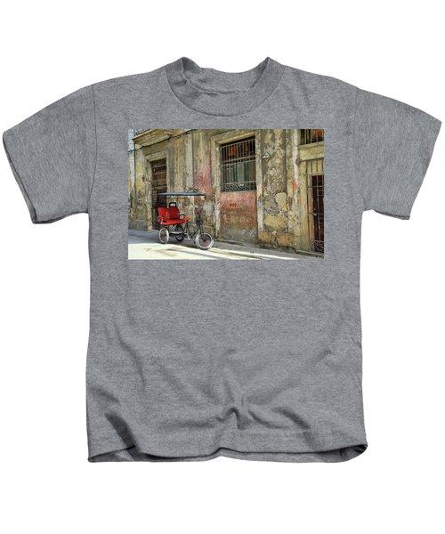 Cuban Uber Kids T-Shirt