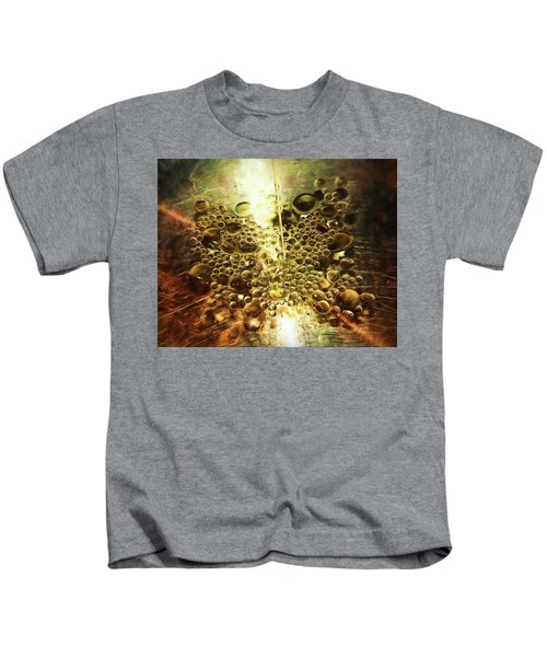 Culinary Abstract Kids T-Shirt