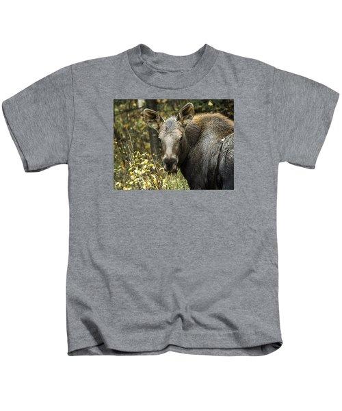 Curious Calf Kids T-Shirt