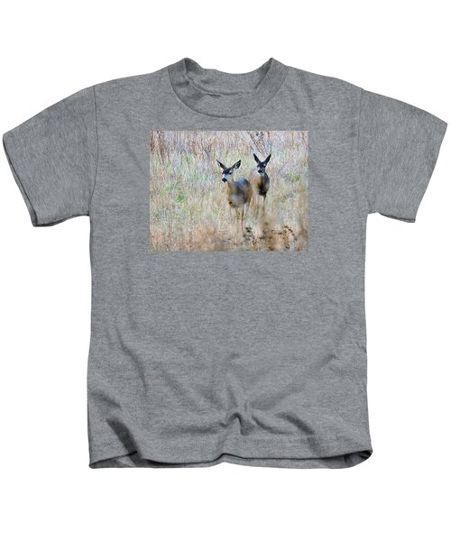 Curious Duo Kids T-Shirt