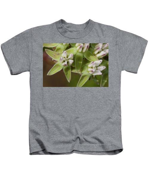 Curtiss' Milkweed #4 Kids T-Shirt
