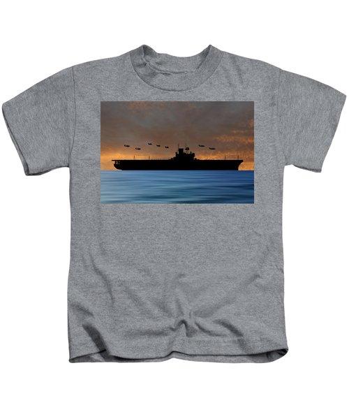 Cus Andrew Jackson 1936 V3 Kids T-Shirt