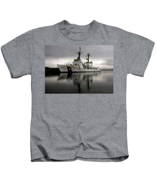 Cutter In Alaska Kids T-Shirt