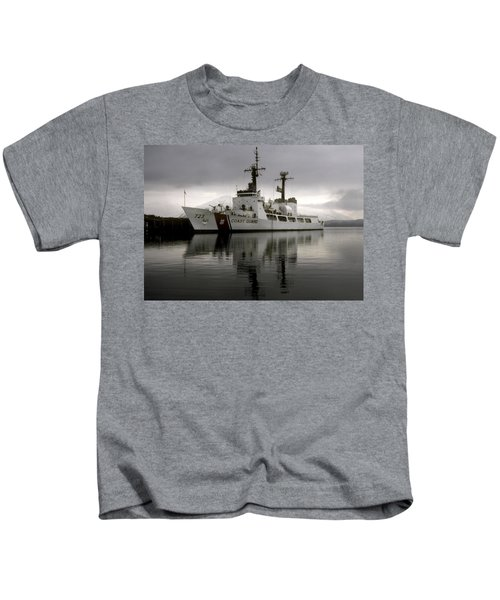 Cutter In Alaska Kids T-Shirt