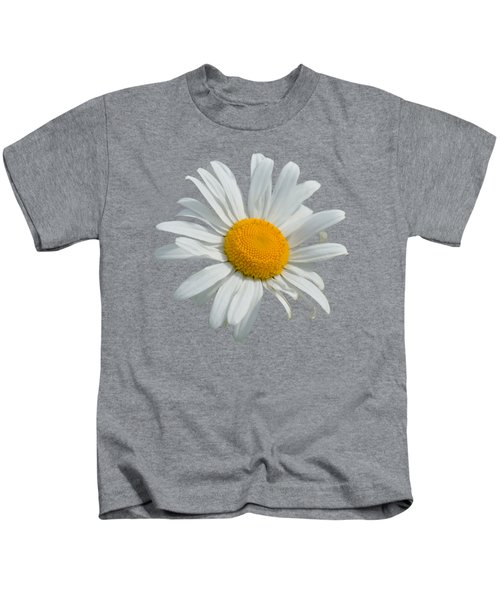 Daisy Kids T-Shirt by Scott Carruthers