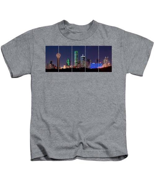 Dallas Png Transparency 031018 Kids T-Shirt
