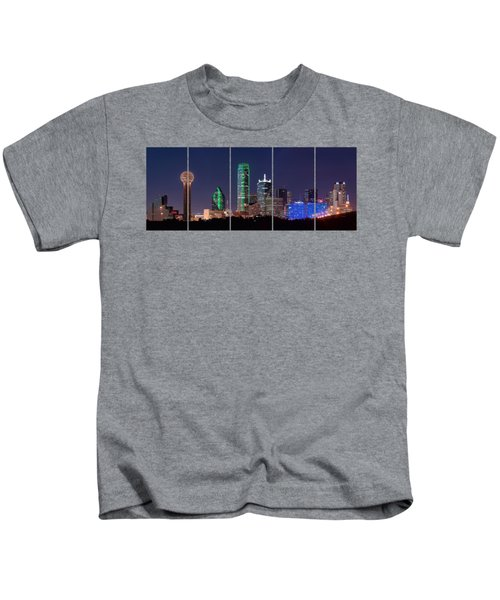 Dallas Png Transparency 031018 Kids T-Shirt