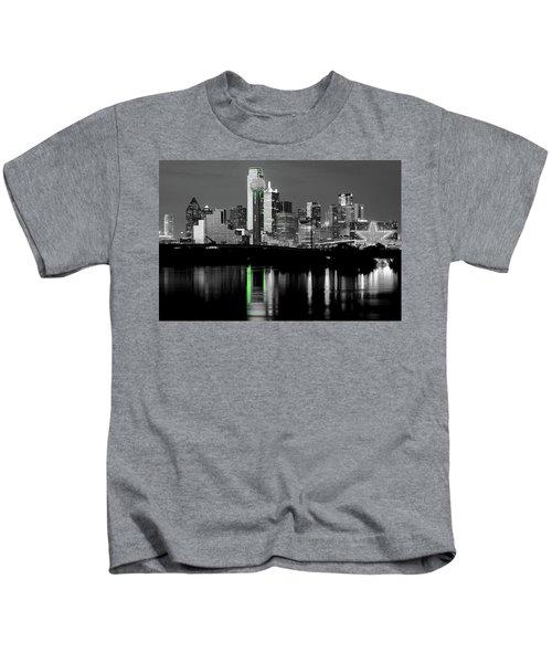 Dallas Skyline Gr91217 Kids T-Shirt