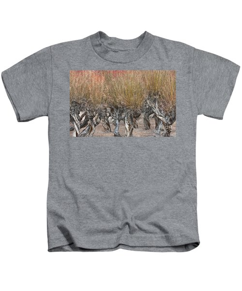 Dancing Trees Kids T-Shirt
