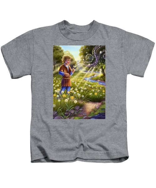 Dandelion - Make A Wish Kids T-Shirt