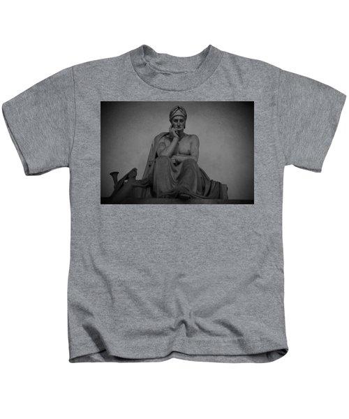 Dante Alighieri Kids T-Shirt