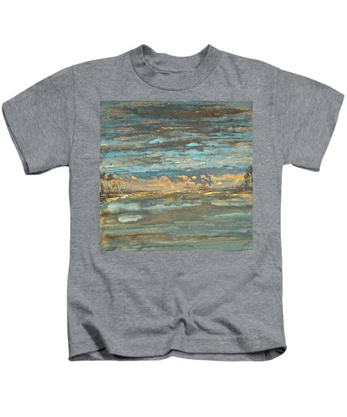 Dark Serene Kids T-Shirt