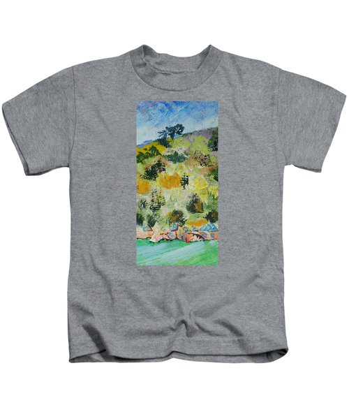 Dartmouth Cliffs Kids T-Shirt