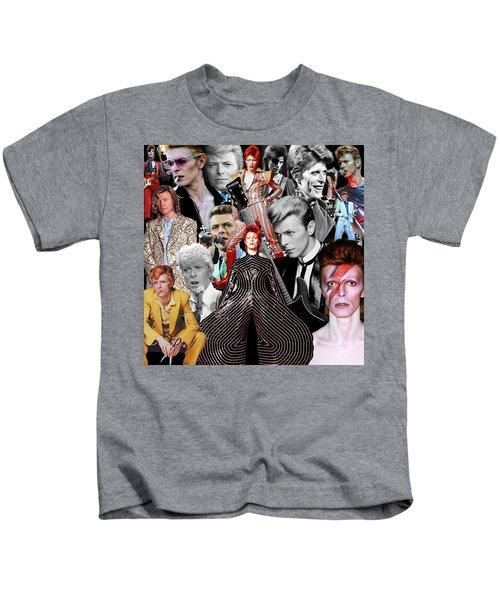 David Bowie 6 Kids T-Shirt