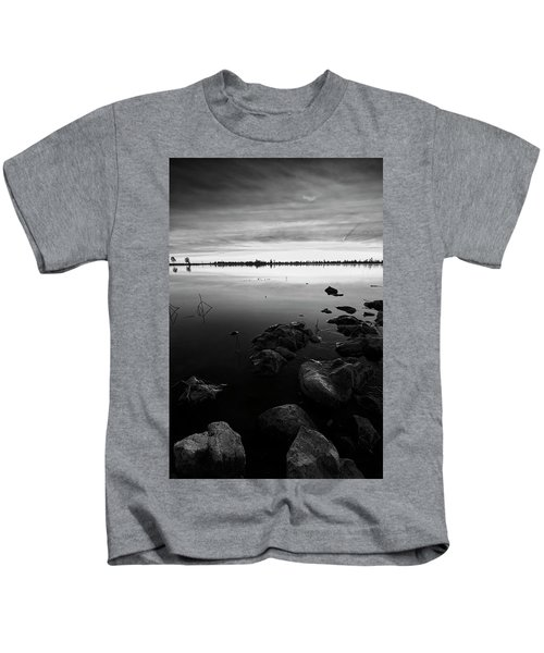 Dawn In Flagstaff Kids T-Shirt