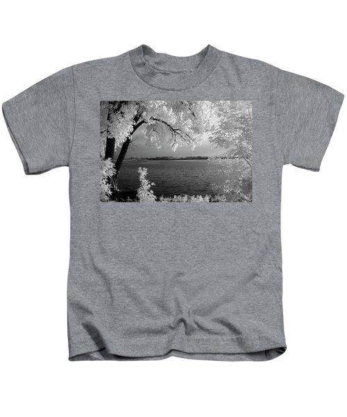 Day At The Lake Kids T-Shirt