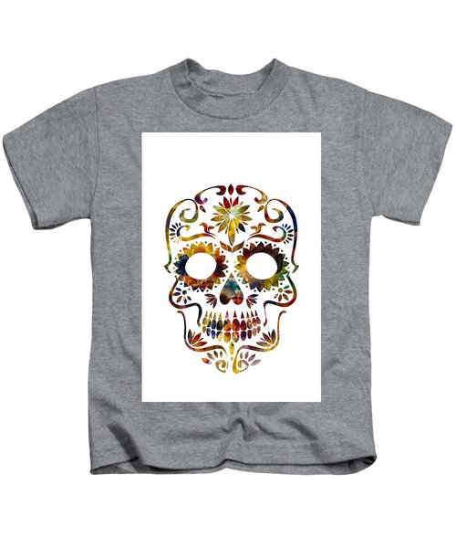 Day Of The Dead Kids T-Shirt