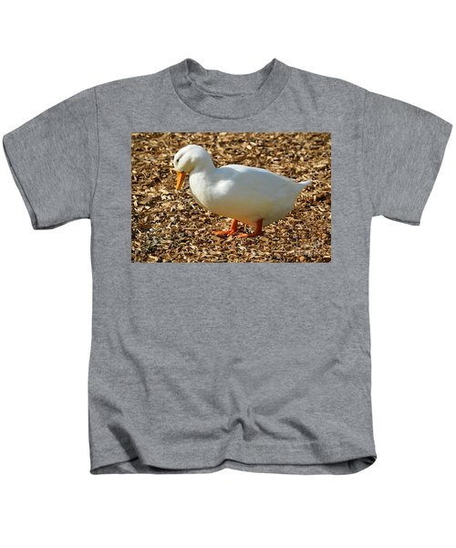 Decorative Duck Series A5717 Kids T-Shirt