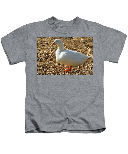 Decorative Duck Series 342717 Kids T-Shirt