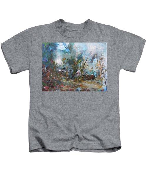 Deep Danger Kids T-Shirt