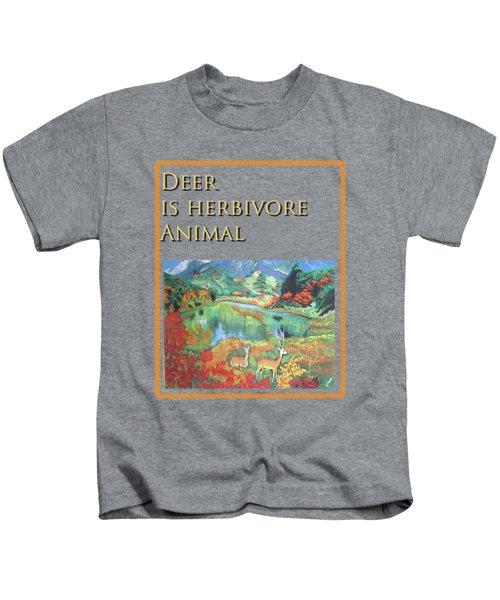 Deer Kids T-Shirt