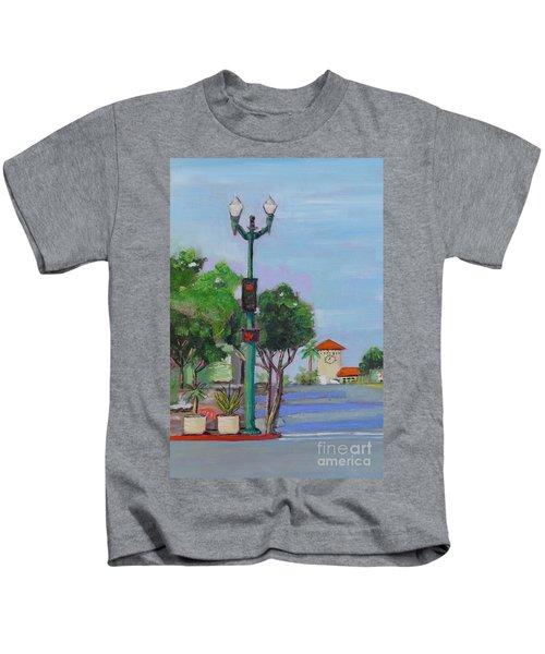 Del Mar And Ole Vista Kids T-Shirt