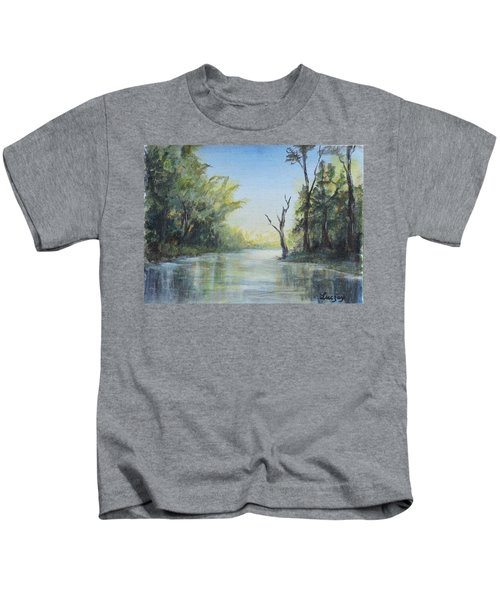Delaware River  Kids T-Shirt