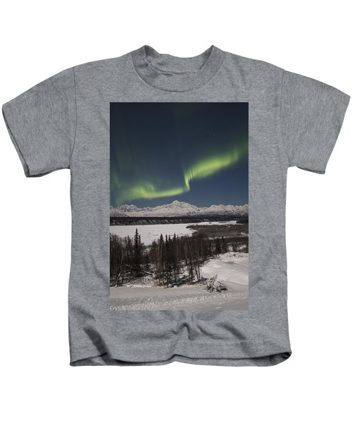 Denali Whisper Kids T-Shirt