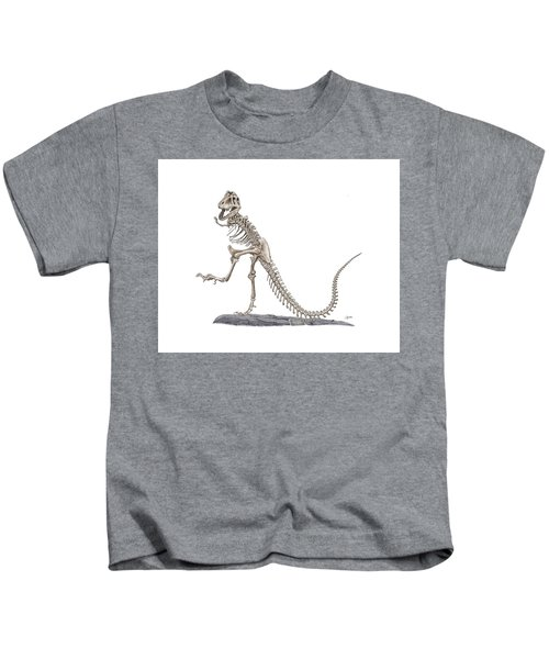 Denvers Dancing T Rex Kids T-Shirt