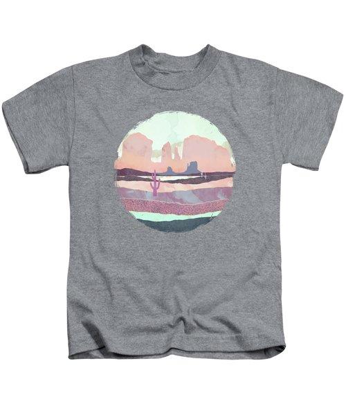 Desert Dusk Light Kids T-Shirt