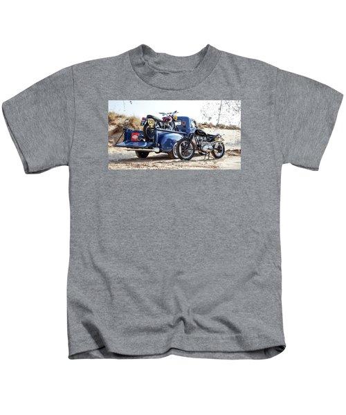 Desert Racing Kids T-Shirt