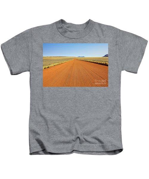 Desert Road Kids T-Shirt