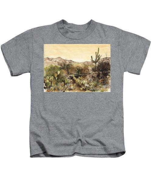 Desert Walk Kids T-Shirt